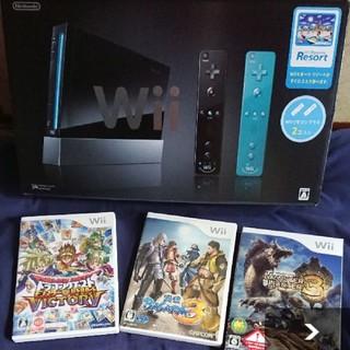 Wii - 【新品・未使用・未開封】Wii  スポーツリゾート  今ならクーポン利用でお得?