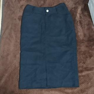 アンドレルチアーノ(ANDRE LUCIANO)のアンドレルチアーノ  黒スカート(ひざ丈スカート)