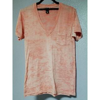 オルタナティブ(ALTERNATIVE)のalternative  サーモンピンクT<値下げ>(Tシャツ(半袖/袖なし))