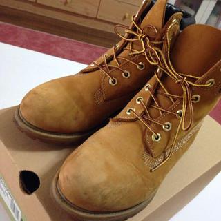ティンバーランド(Timberland)のティンバーランド ブーツ(ローファー/革靴)