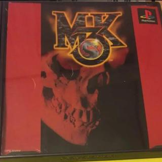 プレイステーション(PlayStation)のPS1 モータルコンバット 3 / 人気残虐格闘ゲーム第3弾 アクレイム (家庭用ゲームソフト)