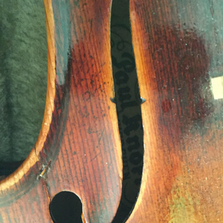 ヴァイオリン 4/4 Paul knorr 1928