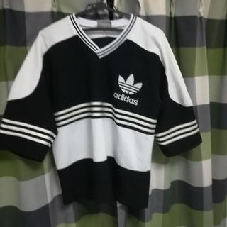 アディダス(adidas)のadidas 90s ヴィンテージ ゲームシャツ(Tシャツ/カットソー(半袖/袖なし))