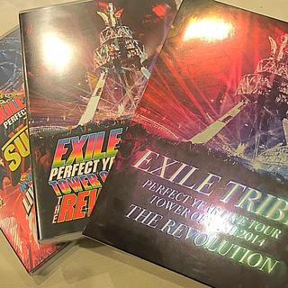 エグザイル トライブ(EXILE TRIBE)のエグザイル Blu-ray 初回限定版(ミュージック)