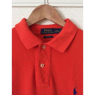 ポロラルフローレン(POLO RALPH LAUREN)のpolo ralph lauren 長袖 ポロシャツ(ポロシャツ)