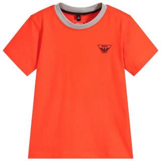 アルマーニ ジュニア(ARMANI JUNIOR)のセール❤アルマーニジュニア♡Tシャツ 7T  120センチ(Tシャツ/カットソー)