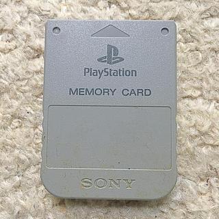 プレイステーション(PlayStation)のプレイステーション メモリーカード(その他)