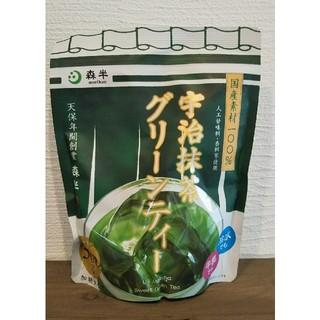 コストコ(コストコ)の共栄製茶 森半 宇治抹茶グリーンティー 500g(茶)