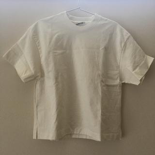 ワンエルディーケーセレクト(1LDK SELECT)のオーラリー スタンドアップTシャツ(Tシャツ(半袖/袖なし))