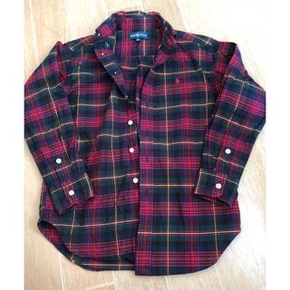ラルフローレン(Ralph Lauren)のラルフローレンチェックシャツ(ブラウス)