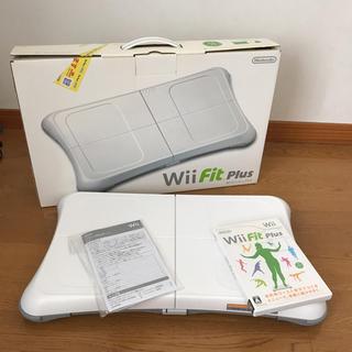 Wii - 任天堂 wii fit plus