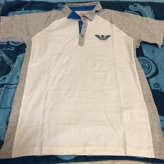 アルマーニ ジュニア(ARMANI JUNIOR)の新品 アルマーニジュニア セットアップ14A(Tシャツ/カットソー)