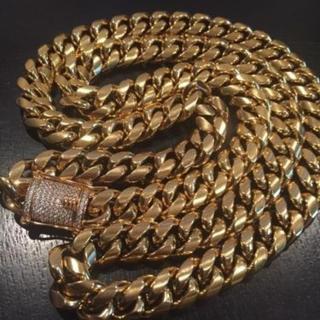 アヴァランチ(AVALANCHE)のmiami cuban chain (ネックレス)