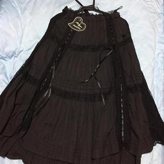 アルゴンキン(ALGONQUINS)のロングスカート(ロングスカート)