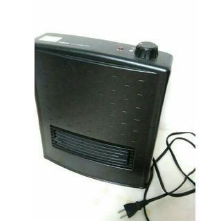 電気ファンヒーターストーブ/(約)奥13cm高さ34cm幅30cm(ファンヒーター)