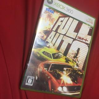 エックスボックス360(Xbox360)のフルオート(家庭用ゲームソフト)