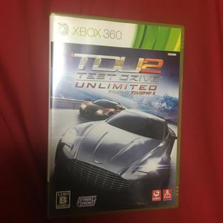 エックスボックス360(Xbox360)のテストドライブアンリミテッド2(家庭用ゲームソフト)