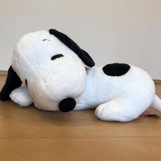 セガ(SEGA)のスヌーピー ギガジャンボ 寝そべりぬいぐるみ (ぬいぐるみ)