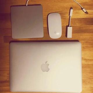 マック(Mac (Apple))のMacBook Pro 2014 美品 おまけ多数(ノートPC)
