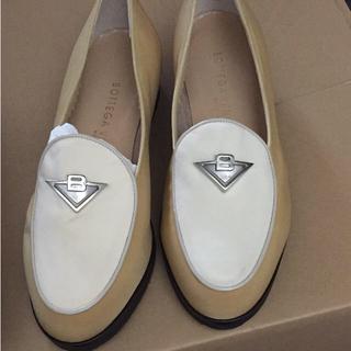 ボッテガヴェネタ(Bottega Veneta)の未使用 ボッテガ ヴェネタ ローファー(ローファー/革靴)