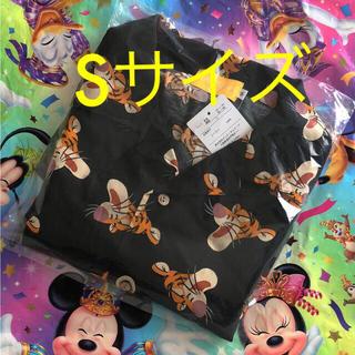 ディズニー(Disney)の新品タグ付☆ ティガー Sサイズ アロハシャツ ディズニーリゾート(シャツ/ブラウス(半袖/袖なし))