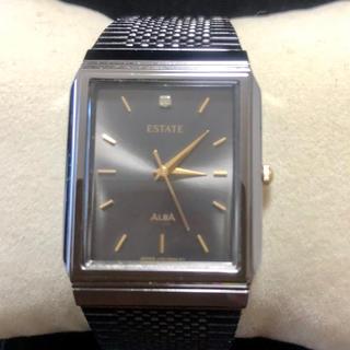 アルバ(ALBA)のSEIKO セイコー ALBA ESTATE 腕時計(腕時計(アナログ))
