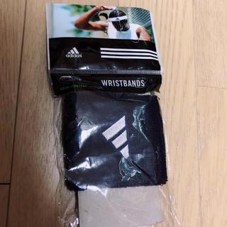 アディダス(adidas)のアディダス リストバンド 新品未使用(バングル/リストバンド)