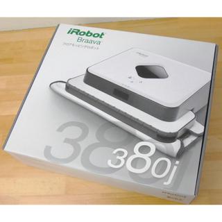アイロボット(iRobot)の特価 新品未開封未使用品 ブラーバ380J(掃除機)