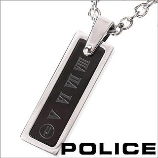 ポリス(POLICE)の【美品】POLICE ポリス COLOSSEUM ネックレス (ネックレス)