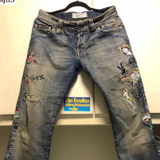 アザーカラーズプロジェクト(Other Colours Project)のさらにさらにお値下致しましたBray Angles Ptten Jeans(デニム/ジーンズ)