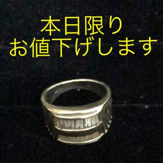 アヴァランチ(AVALANCHE)のAVALANCHE アバランチ イエローゴールドリング(リング(指輪))