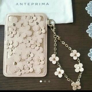 ANTEPRIMA - 【未使用】アンテプリマ  スマホケース