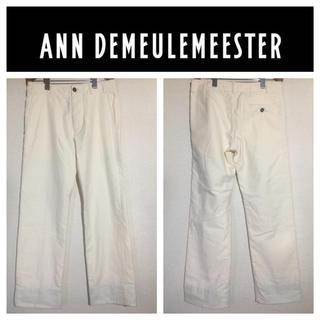 アンドゥムルメステール(Ann Demeulemeester)の本人期 ANN DEMEULEMEESTER モールスキンパンツ(その他)