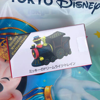 Disney - 新作☆ ドリームライツトレイン ミッキー トミカ ディズニーリゾート