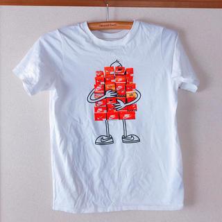 ナイキ(NIKE)のナイキ スポーツウェア スニーカー スプリー ジュニア (ボーイズ) Tシャツ(Tシャツ(半袖/袖なし))