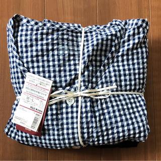無印良品 新品 授乳に便利な半袖パジャマ
