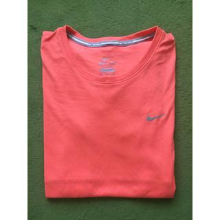 ナイキ(NIKE)のナイキ Nike  Tシャツ オレンジ(Tシャツ(半袖/袖なし))