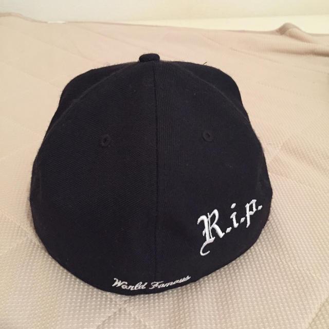 5e255a15eeb Supreme - Supreme r.i.p. Box Logo NEW ERA cap の通販 by enjoi s shop ...
