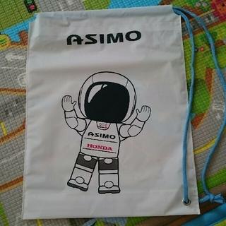 ホンダ(ホンダ)のビニールバッグ ホンダ ASIMO(エコバッグ)