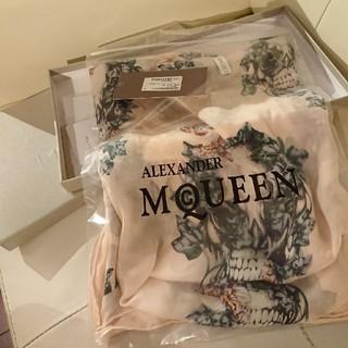アレキサンダーマックイーン(Alexander McQueen)のアレキサンダー マックイーン スカーフ ストール(バンダナ/スカーフ)