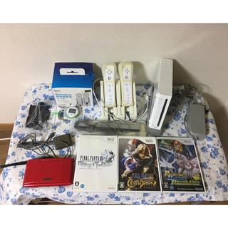 Wii - Wii 本体 ☆ リモコン ポケモンなどのソフト全てセット✴︎