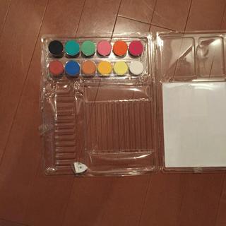 イケア(IKEA)の新品未使用、IKEA MALA絵の具のみ☆(絵の具/ポスターカラー )