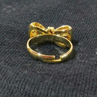 シマムラ(しまむら)のしまむら リボンの指輪(リング(指輪))