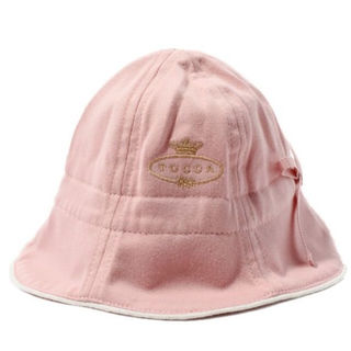 トッカ(TOCCA)の【半額】TOCCAピンクの帽子(ハット)
