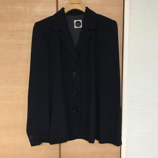 アクリス(AKRIS)のネイビージャケット (テーラードジャケット)