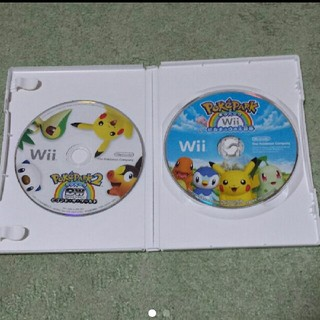 ウィー(Wii)のポケパークWii セット(家庭用ゲームソフト)