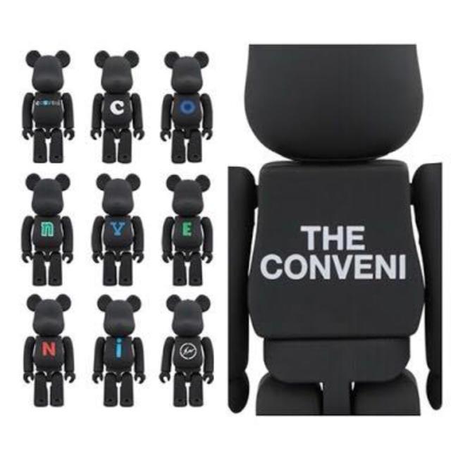 The CONVENI BE@BRICK Fragment コンプリート品 エンタメ/ホビーのフィギュア(その他)の商品写真