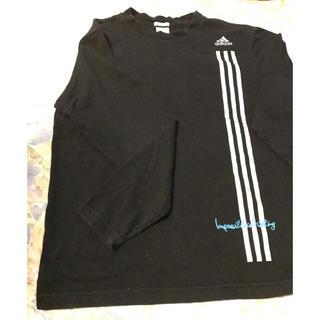アディダス(adidas)のadidas ロンT(Tシャツ/カットソー(七分/長袖))