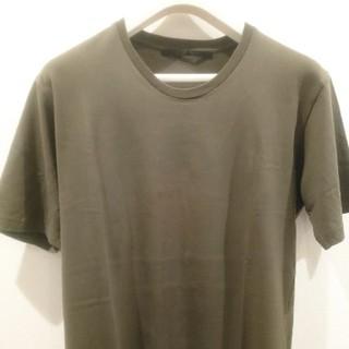 ハイダーアッカーマン(Haider Ackermann)のHAIDER ACKERMANN ロング丈オーバーサイズTシャツ(Tシャツ/カットソー(半袖/袖なし))