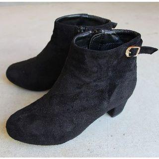 エスペランサ(ESPERANZA)のエスペランサKIDS ショートブーツ 23cm(ブーツ)